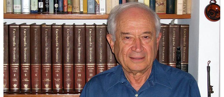 In contriamo il dottor Raphael Mechoulam: il primo ricercatore sulla cannabis al mondo