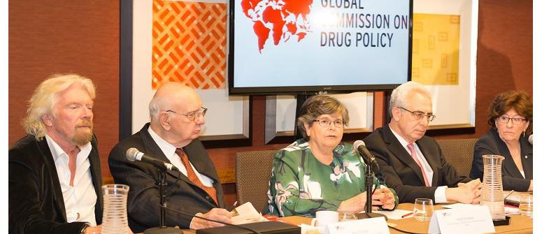 Commissione Globale Per Le Politiche Sulle Droghe
