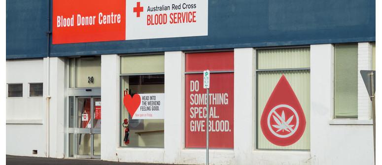 Un Consumatore di Cannabis può/deve donare il sangue?