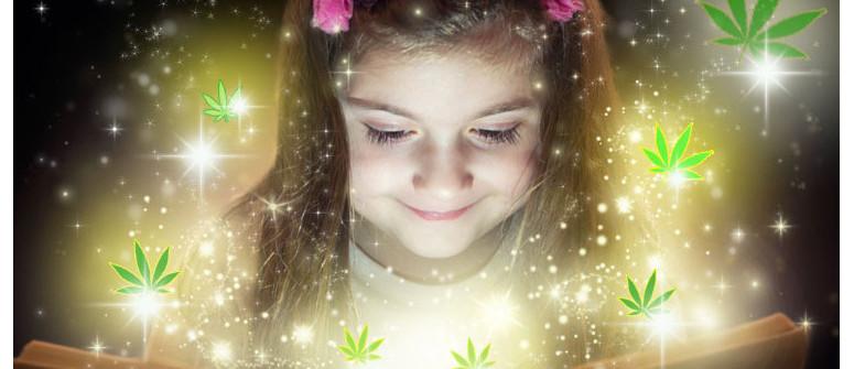 Libri per bambini che parlano di cannabis? Educateli finché sono giovani
