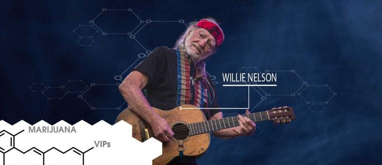 Marijuana VIP: Willie Nelson