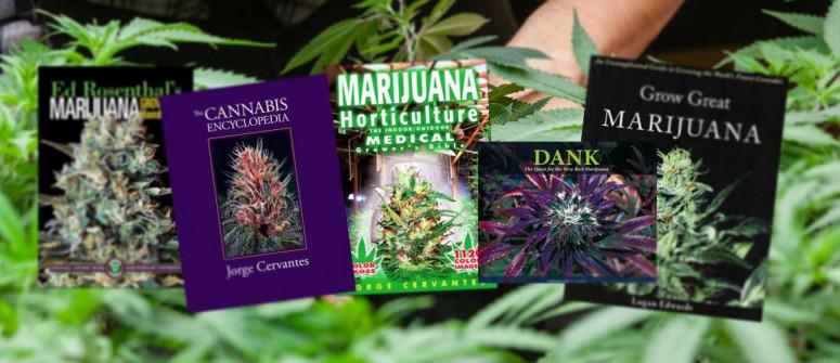 Volete Coltivare Cannabis? 10 Libri Sulla Coltivazione Della Marijuana