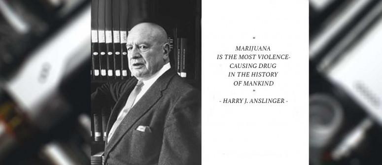 Le 15 citazioni più ridicole sulla 'marijuana' di Harry J. Anslinger