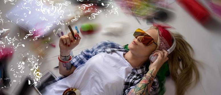 La marijuana altera il modo in cui ascoltiamo la musica?