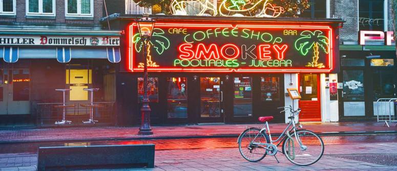 Storia e legislazione dei coffeeshop di Amsterdam