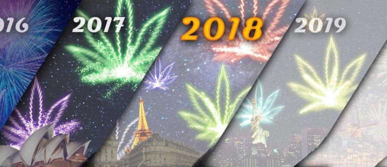 Felice Anno Nuovo da CannaConnection!