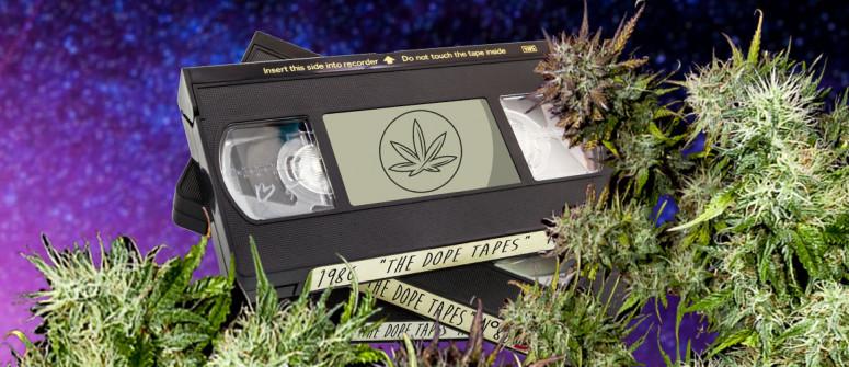 The Dope Tapes: 20 Anni di Media che Parlano della Cannabis