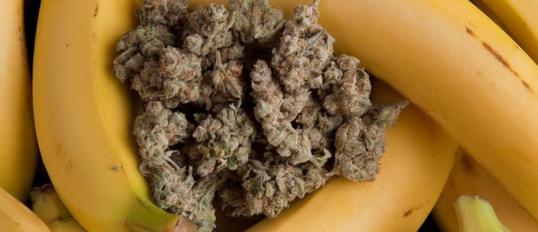 2 Ricette per il banana bread alla cannabis