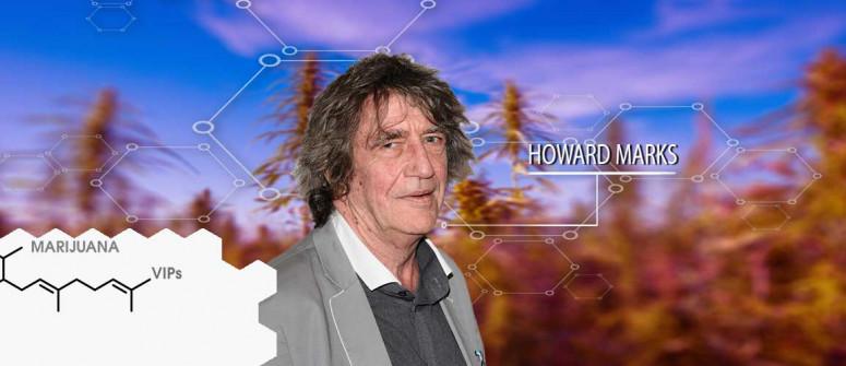 Marijuana VIP: Howard Marks a.k.a. Mr Nice
