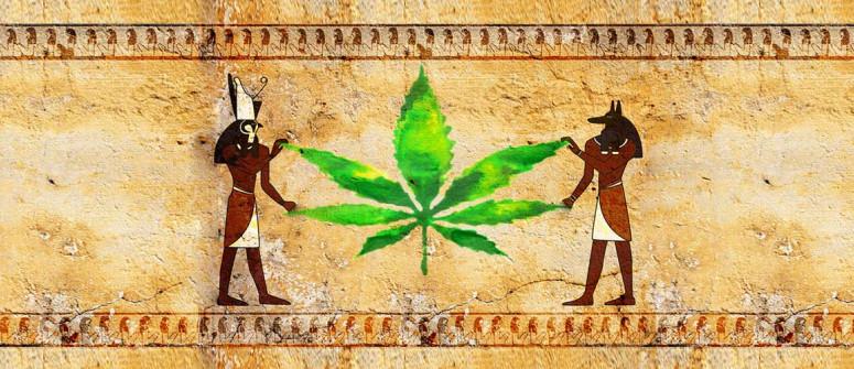 Cannabis nell'Antico Egitto
