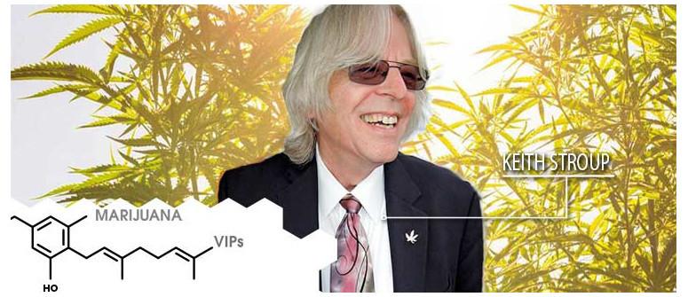 Marijuana VIP: Keith Stroup