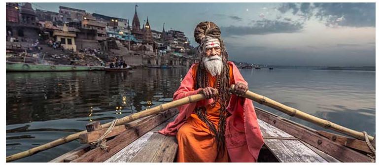 Sadhu: il santone indiano con una relazione unica con la cannabis