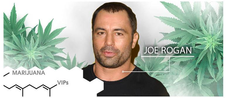 VIP della Marijuana: Joe Rogan