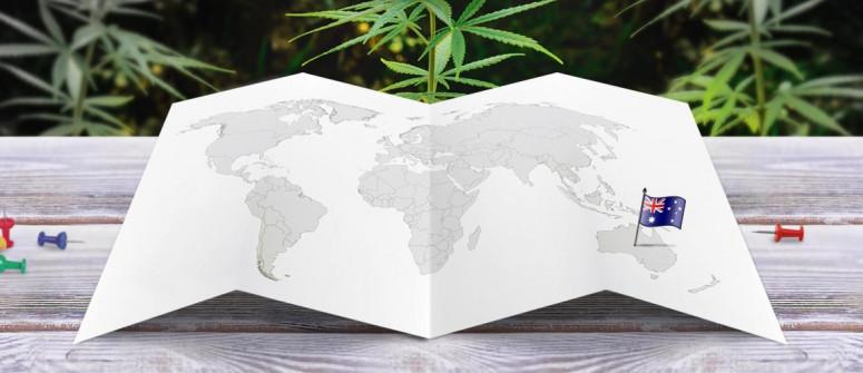 Status giudirico della Marijuana in Australia