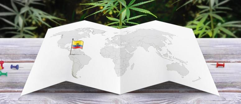 Stato legale della cannabis in Ecuador