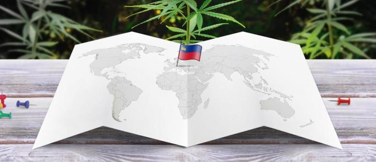Stato legale della cannabis in Liechtenstein