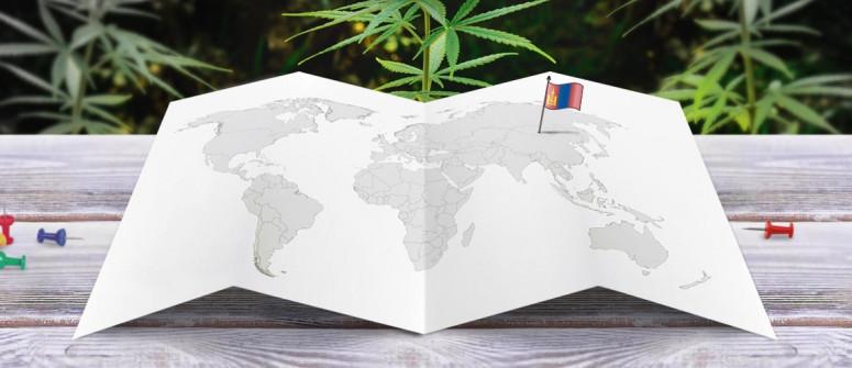 Stato legale della cannabis in Mongolia