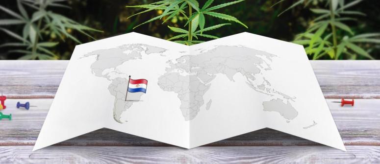 Stato legale della cannabis in Paraguay