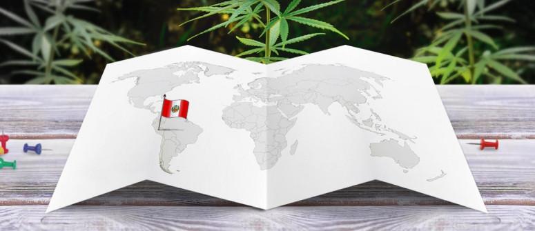 Stato legale della cannabis in Perù