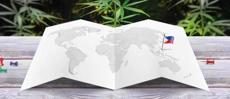 Stato legale della cannabis nelle Filippine