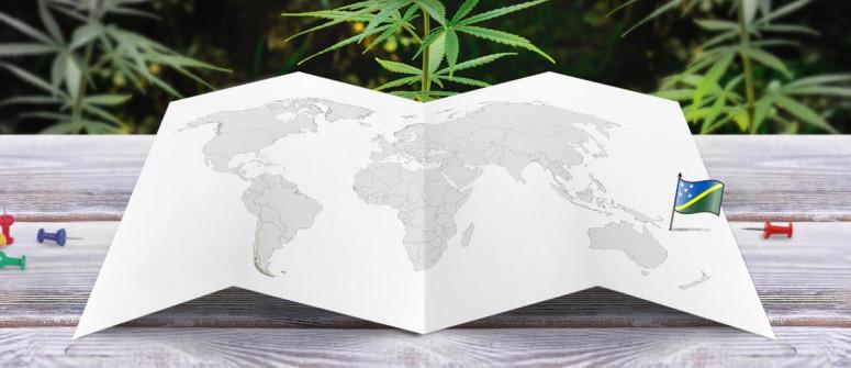 Stato legale della cannabis nelle Isole Salomone