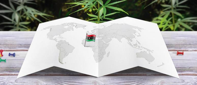 Stato legale della cannabis in Libia