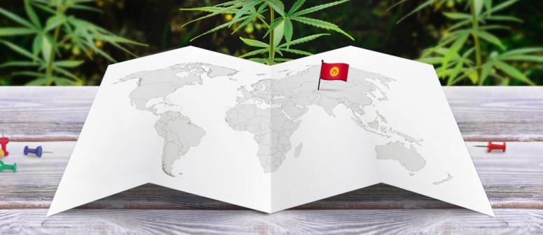 Stato legale della cannabis in Kirghizistan