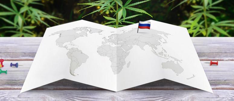 Stato legale della cannabis in Russia