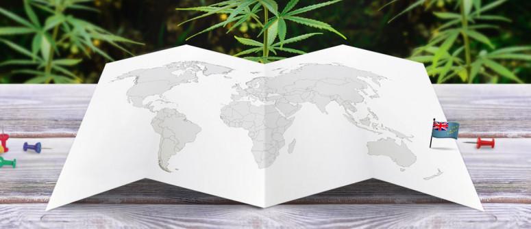 Stato legale della cannabis a Tuvalu