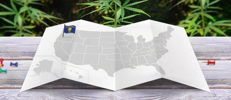 Statuto Giuridico della Marijuana nello Stato dell'Oregon