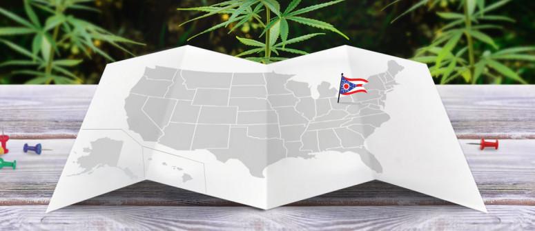 Statuto Giuridico della Marijuana nello Stato dell'Ohio