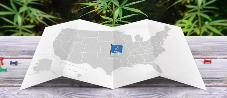 Statuto Giuridico della Marijuana nello Stato dell'Oklahoma