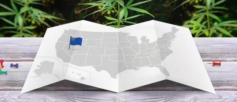 Statuto Giuridico della Marijuana nello Stato del Nevada