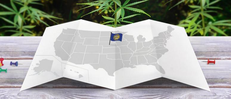 Statuto Giuridico della Marijuana nello Stato del Nebraska