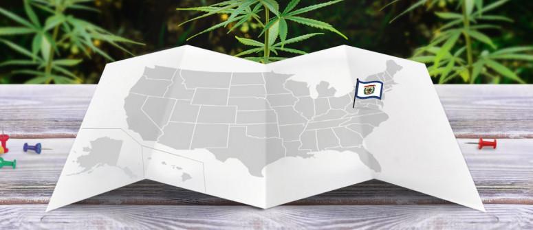 Statuto Giuridico della Marijuana nello Stato del Virginia Occidentale