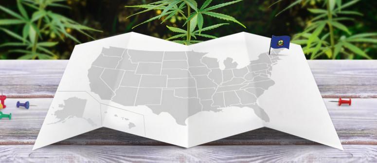 Statuto Giuridico della Marijuana nello Stato del Vermont