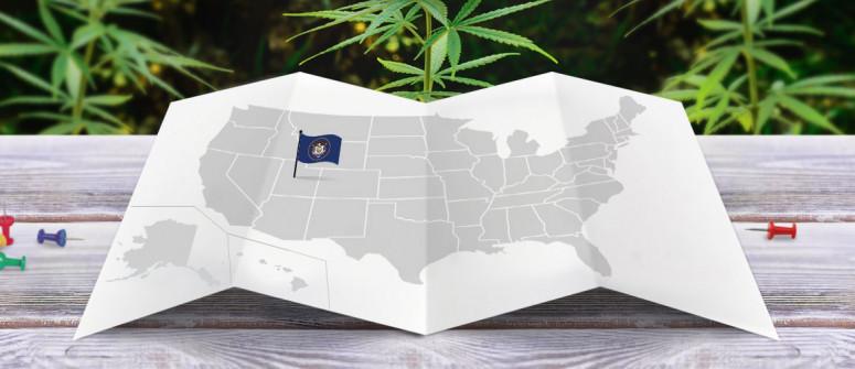 Statuto Giuridico della Marijuana nello Stato dello Utah