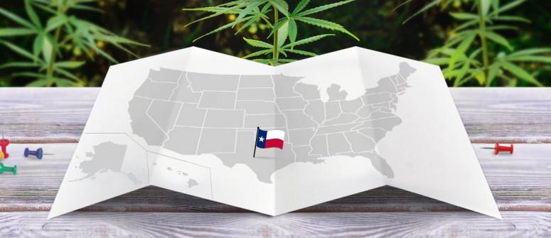 Statuto Giuridico della Marijuana nello Stato del Texas
