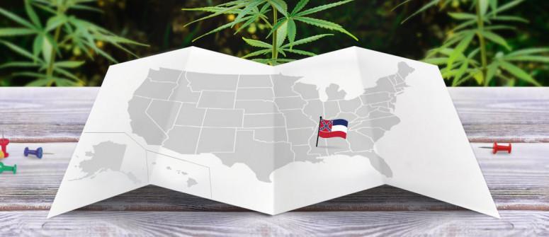 Statuto Giuridico della Marijuana nello Stato del Mississippi