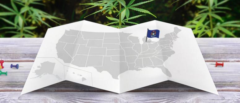 Statuto Giuridico della Marijuana nello Stato del Michigan