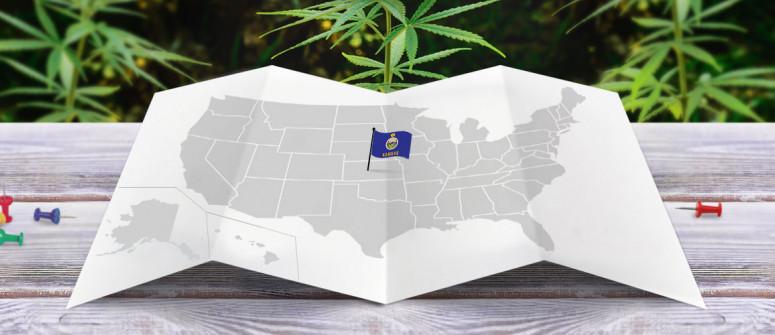 Statuto Giuridico della Marijuana nello Stato del Kansas