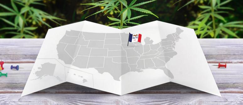 Statuto Giuridico della Marijuana nello Stato dell'Iowa