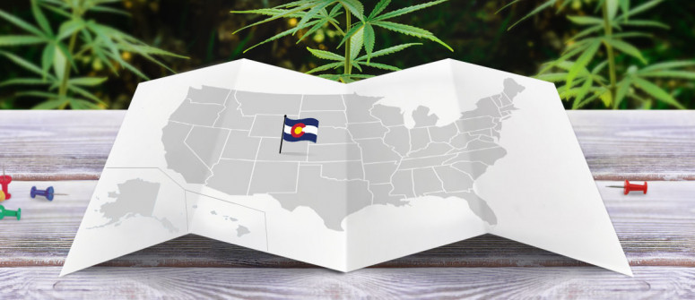 Statuto Giuridico della Marijuana nello Stato del Colorado