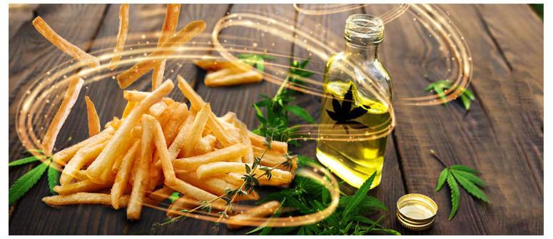 Come fare le Patatine Fritte alla Cannabis
