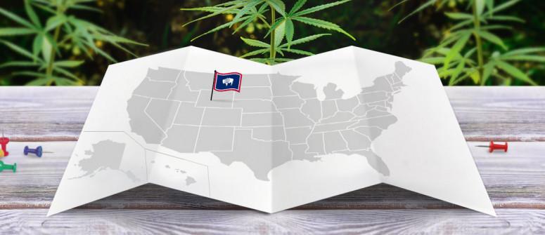 Statuto Giuridico della Marijuana nello Stato del Wyoming