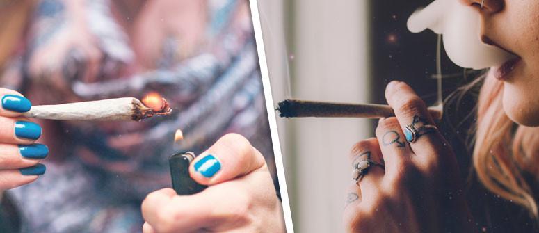 4 Grandi alternative al fumo di cannabis
