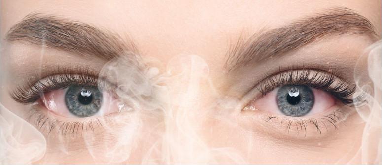 Cannabis E Occhi Rossi: Perché Succede, E Cosa Si Può Fare Per Evitarlo?