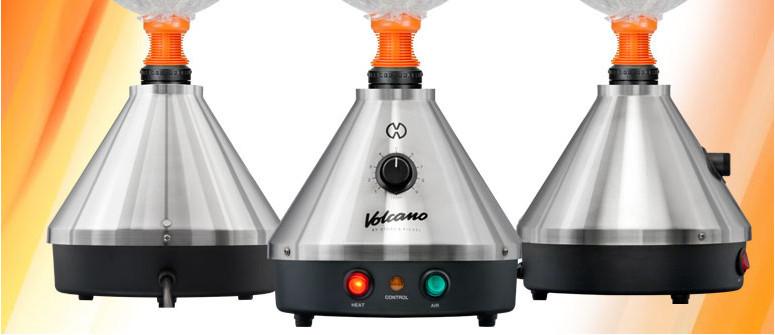 Recensione - Volcano Classic