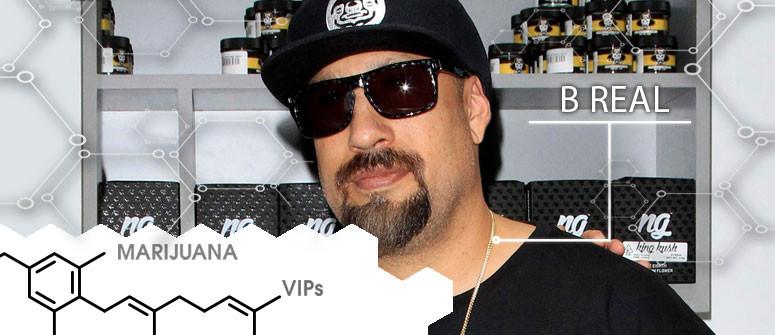 VIP della Marijuana: B-Real