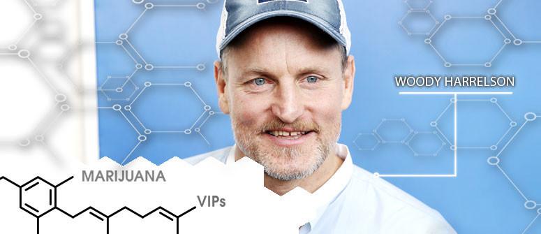 VIP della Marijuana: Woody Harrelson